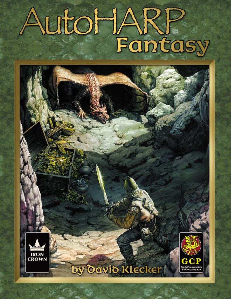 AutoHARP Fantasy e-support package