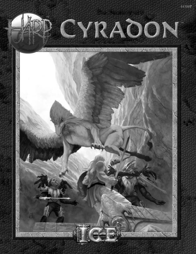 Cyradon cover
