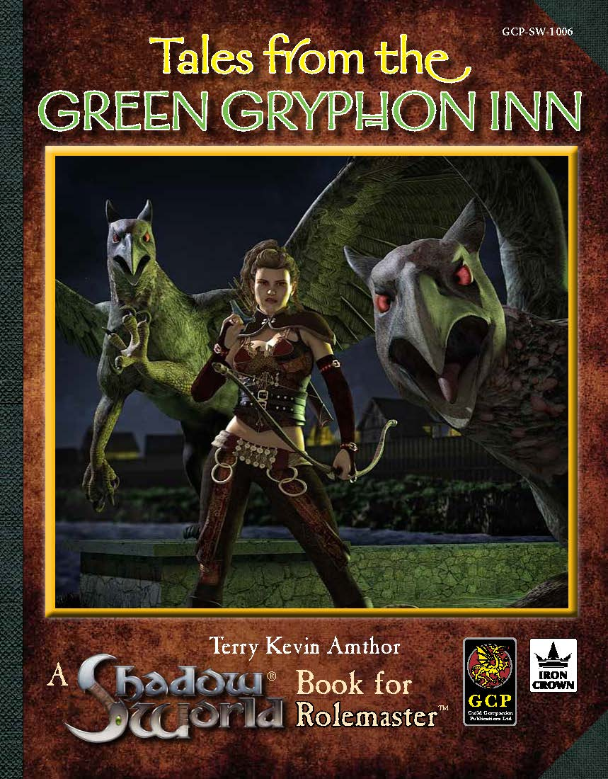 Shadow World: Tales from the Green Gryphon Inn Image