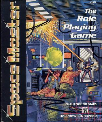 Spacemaster 2nd edition cover