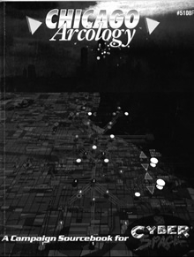 Chicago Arcology for Cyber Space cover