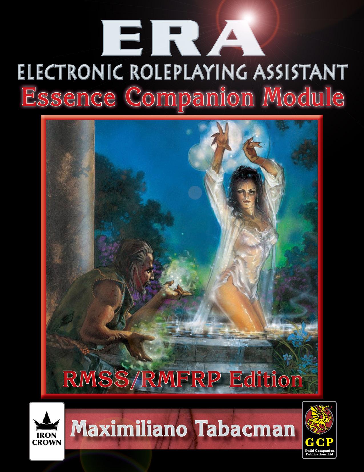 ERA for Rolemaster RMSSFRP Essence Companion Image