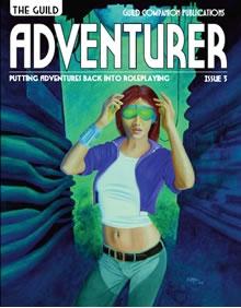 Guild Adventurer 3 cover