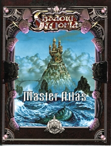 Shadow World Master Atlas (4th Edition) Image