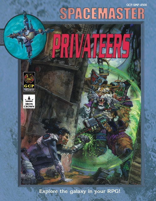 Spacemaster Privateers Image