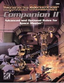 Spacemaster Companion 2