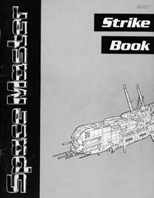 Strike book star strike for Spacemaster