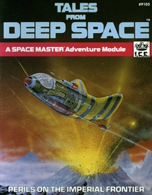 Tales from deep space for Spacemaster