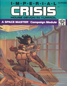 Imperial crisis house devon in turmoil for Spacemaster cover