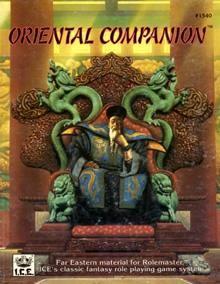 Oriental Companion Image