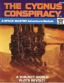 The Cygnus Conspiracy Image