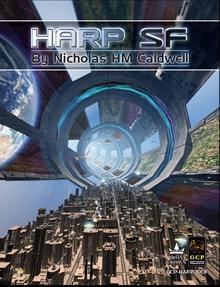 HARP-SF Cover