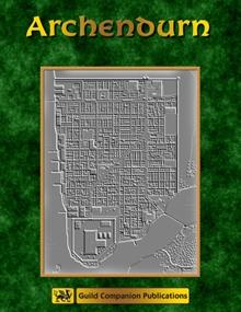 City of Archendurn cover