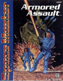 armoured assault for Spacemaster