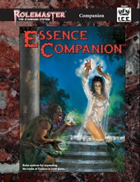 Essence Companion for Rolemaster Standard System cover
