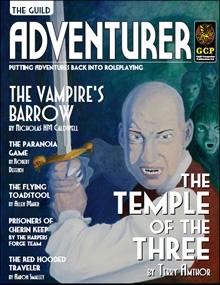 Guild Adventurer 1 cover