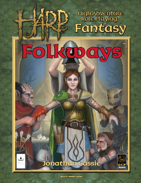 HARP Folkways cover