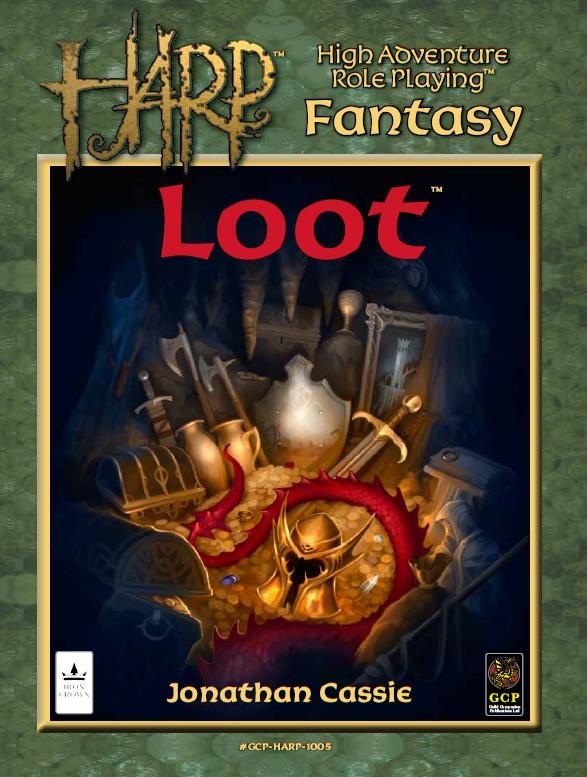 HARP Loot cover