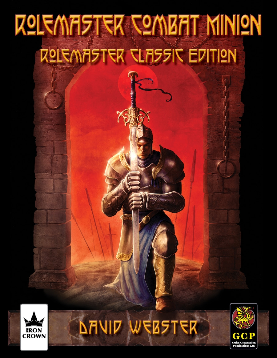Rolemaster Combat Minion for Rolemaster Classic
