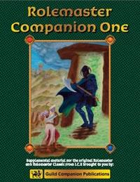 Rolemaster Companion 1
