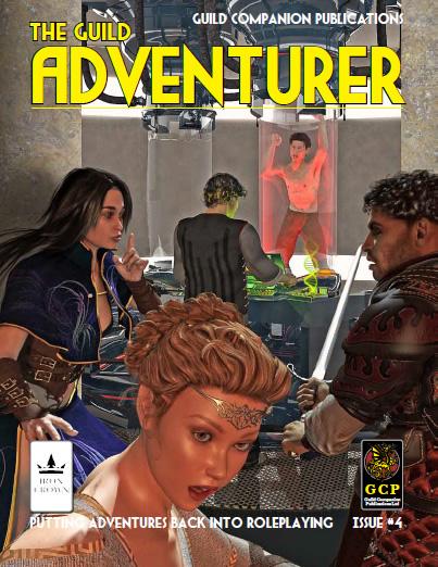 Guild Adventurer 4 cover