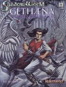 gethaena underneath emer adventure module for Rolemaster