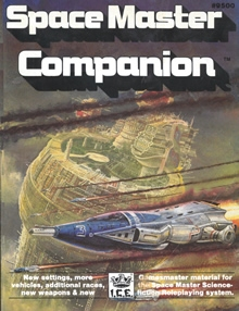 The Spacemaster Companion