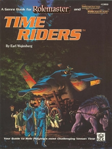 Time riders for Rolemaster