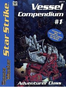 Vessel Compendium 1 for Spacemaster