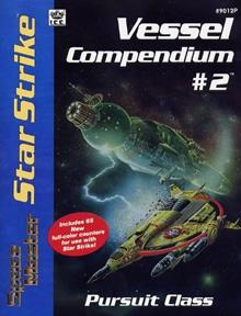 Vessel Compendium 2 for Spacemaster